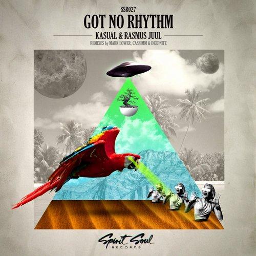 Rasmus Juul, Kasual - Got No Rhythm