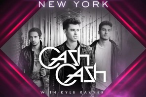 Cash Cash at Marquee NYC 7.12