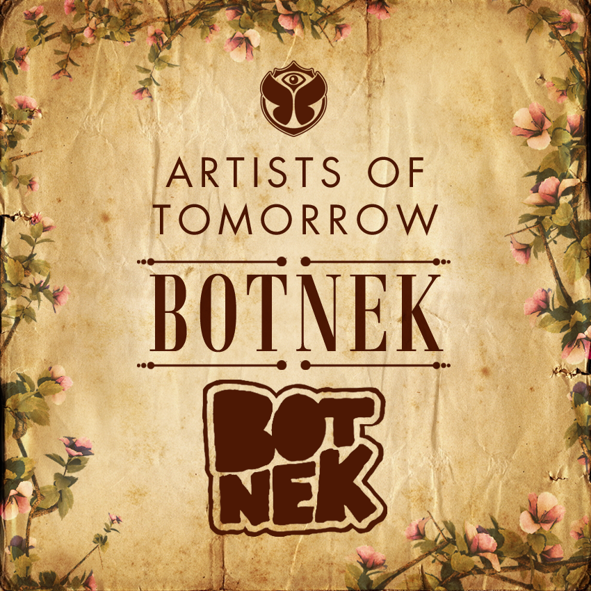 TomorrowWorld Releases Botnek's 'Artists of Tomorrow' Mix, the Third Installment In the Series