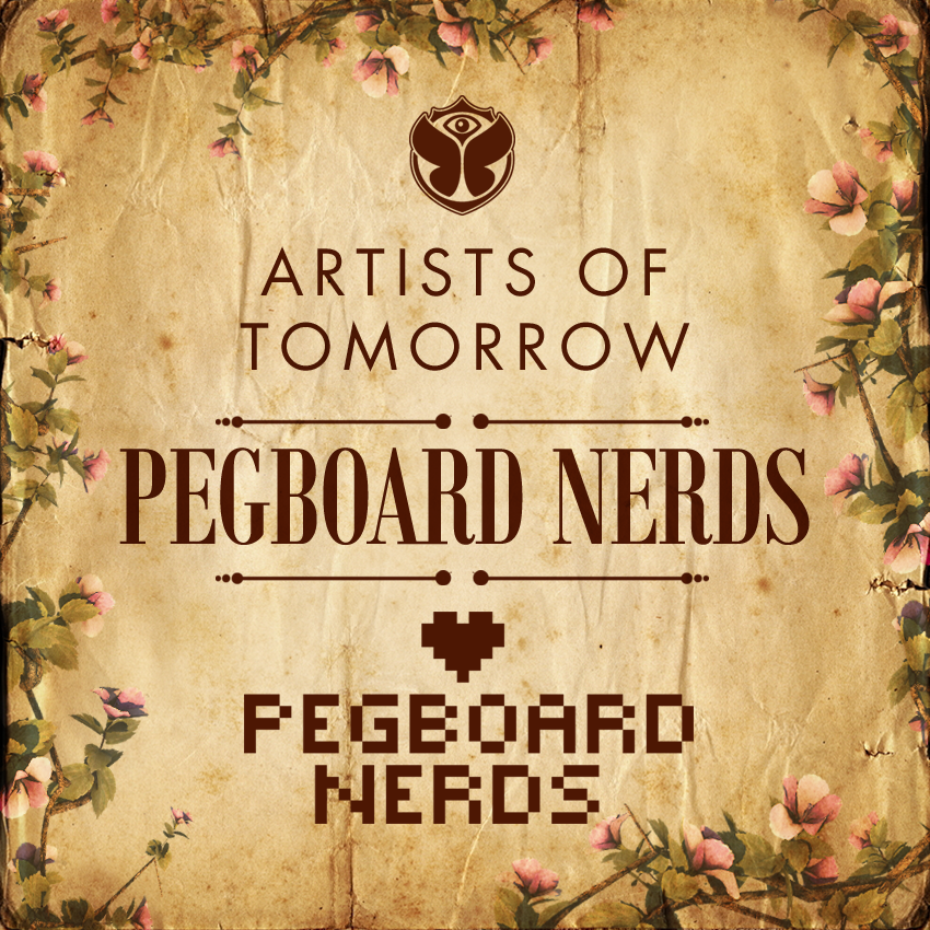 TomorrowWorld Releases Pegboard Nerds' 'Artists of Tomorrow' Mix, the Sixth Installment In the Series