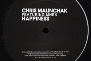 Chris Malinchak – Happiness (feat. MNEK)