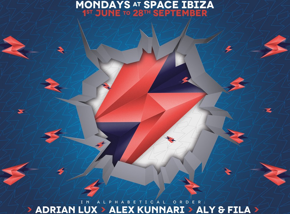 Clandestin pres. Full On Ibiza will occupy Space Ibiza's Monday nights