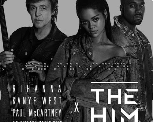 Rihanna - FourFiveSeconds (The Him Remix)