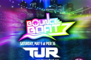 "Bounce Boat launches! Presenting ""On the sea to Electric Zoo"""