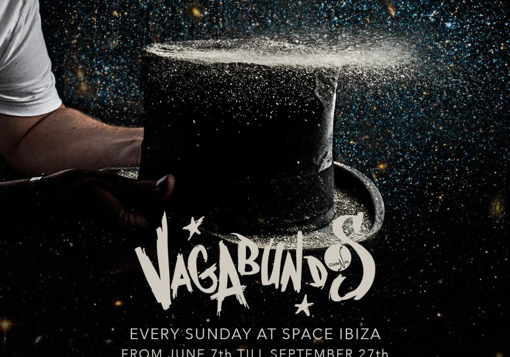 Vagabundos by Luciano at Space Ibiza 2015