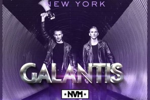 Galantis at Marquee NY on June 19, 2015